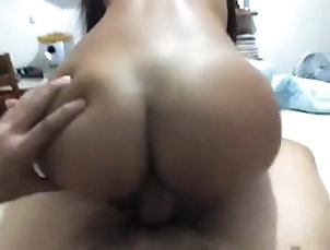 Asian;Interracial;MILFs;POV;Big Butts;Bouncing Bouncing on my ex's cock