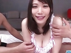 Asian;Blowjobs;Japanese;Creampie;Lingerie;Jav HD;Insolent;Threesome Threesome porn show along insolent...