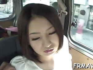 asian;blowjobs;hardcore;japanese;threesome Hot asian threesome with blowjob