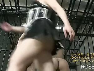 Rare uncensored japanese femdom pegging video Rare uncensored japanese femdom...