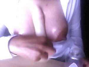 Asian;Big Nipples;Dildo;Dildo Fun;Fun Dildo fun