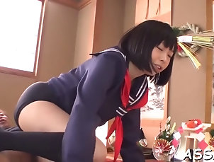 anal;asian;blowjobs;hardcore;japanese;riding Fantastic japanese anal riding