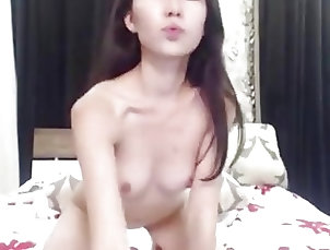 Asian;Teen;Masturbation This Chinese girl have a perfect skin...