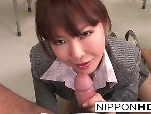nipponhd;pornstar;staxxx;japanese;japan;asian;babe;pussy;ass;tits;nude;hardcore;sex;group;orgy,Asian;Babe;Blowjob;Japanese Sexy Japanese teacher blows a bunch...