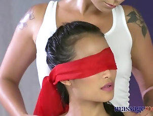 massagerooms;bdsm;big;boobs;massage;big;fake;tits;natural;tits;shaved;pussy;bondage;tied;up;fingering;orgasm;pussy;licking;feet;orgasm;female;orgasm;lesbian;asian;black;booty,Fetish;Lesbian;Pornstar;Pussy Licking,Amy Red;Pussy Kat Massage Rooms Horny Asian turns...