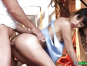 Anal;Asian;Outdoor;Big Cock;21 Naturals;HD Videos;Sex on the Farm;On the Farm;Farm Anal sex on the farm