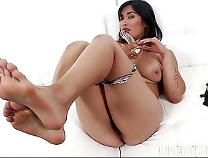 Asian;Foot Fetish;HD Videos;Toying;Pussy Fetish;Cum Eating Cuckolds Channel Mia Li Foot Fetish Pussy Toying