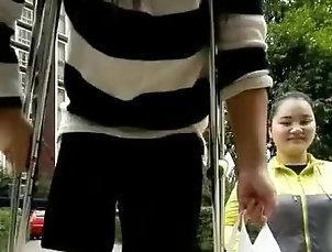 Amateur;Asian;Chinese;Amputee LAK & DAK Chinese Amputee Girls