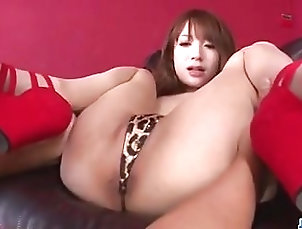 Asian;Blowjobs;Hardcore;Japanese;Creampie;For Her;Jav HD Ayaka Fujikita is ready for a tasty...