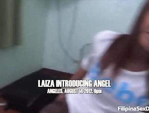 ASIANSEXDIARY Two Petite Filipina Girls Tag Team Lucky Foreigner ASIANSEXDIARY Two Petite Filipina...