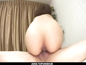 av69;asian;japanese;hot;milf;office;suit;sexy;teacher;nice;ass;ass;licking;pussy;licking;fingering;close;up;sex;toys;vibrator;cock;sucking;doggy;style;hardcore;action,Asian;Creampie;Hardcore Emi Orihara knows how to spin the...