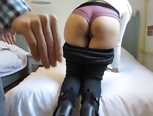 OnlySpank - Chinese girl get a hard hand spanking OnlySpank - Chinese girl get a hard...