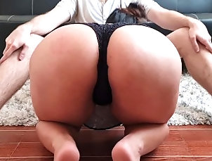 Pinay With Big Ass Gives Doggy Style Blowjob Pinay With Big Ass Gives Doggy Style...