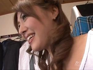 caribbeancom;masturbate,Handjob;Masturbation;Japanese;Pussy Licking 【無】麻生めいのお宅訪問...