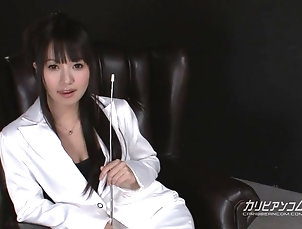 Asian;Dildo;Teacher;Deep Inside;Deep Dildo;Rides Dildo;Shaved;Caribbean Com shaved teacher plays rides dildo deep...