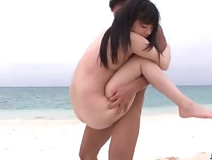 Asian;Blowjobs;Creampie;Hardcore;Japanese;Enjoys;Sexy Cock;Outdoors;Sexy;Jav HD Sexy Hina Maeda enjoys cock in the...