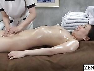 Asian;Lesbians;Masturbation;Japanese;Massage;Help;Clinic;Lesbian Masturbation;JAV Lesbian;Zenra JAV CFNF Lesbian Massage Clinic...