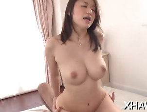 asian;blowjobs;hardcore;japanese;hairy Pretty asian chick gets wet