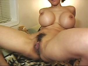 Asian;Big Boobs;Hairy;Masturbation;Sex Toys Sakura Sena Live