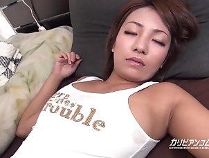 Asian;Hairy;Japanese;Small Tits;Caribbean Com awakening