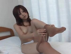 Matures;Japanese;Nylon;Pantyhose;Japan Japan Nylon 23