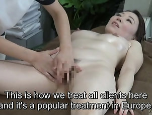 Asian;Lesbians;Japanese;MILFs;Massage;Zenra;Japanese Spa;Vaginal Massage;Oiled Massage;Oiled up;Spa;Japanese Massage;Vaginal;Japanese Lesbian Subtitled CFNF Japanese oiled up...