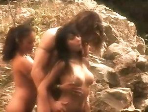 Asian;Celebrities;Pornstars;Threesomes;Softcore;Erotic;Erotic Traveler Christine Nguyen & Kaylani...