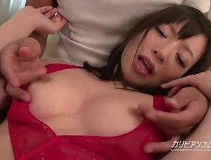 Asian;Blowjobs;Close-ups;MILFs;Titty Fucking;Mizuki;Play;Caribbean Com Japanese Titty Play with Nao Mizuki