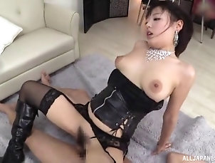 hardcore;asian;leather;lingerie;blowjobs;licking;cowgirl;hairy;tits;missionary;orgasms;handjob;japanese;amateur;fetish;nylons Doting japanese amateur in nylon...