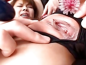 Big Tits;Vibrators;Masturbation,Big Tits,Masturbation,Vibrators,big-tits,bound,closeup,dildo-gangbang,group,jav,javhq,mom,natural-tits,tied,vibrator Asian bitch getting her wet pussy toy...