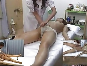 Asian;Massage,Asian,Massage Asian Girl Getting Her Hairy Pussy...