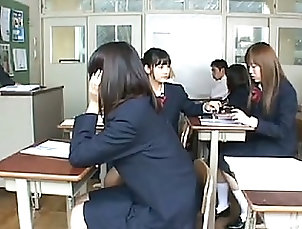 Asian;Schoolgirls;Japanese,Asian,Japanese,Schoolgirls School Girls Stop Time