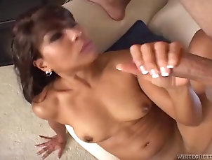 hardcore;asian;brunette;handjob;tits;blowjobs;doggy-style;cowgirl;licking;orgasms;long-hair;babes;big-cock Asian babe's fucked silly by a...