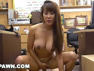 xxxpawn;big;boobs;big;tits;xxx;pawn;xp15834;funny;busty;asian;japanese;chinese;oriental;sword;katana;pawn;pawn;shop;spycam,Big Tits;Brunette;Hardcore;Pornstar,Tiffany Rain XXXPAWN - Asian Exchanges Family...