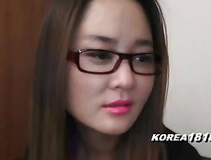 KOREA1818.COM - UPTIGHT Korean Girl in glasses KOREA1818.COM - UPTIGHT Korean Girl...